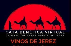 Cata benéfica de vinos de Jerez